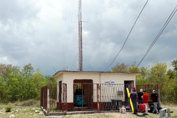 Mejoran las señales desde El Fuerte de Jiguaní (+audios)