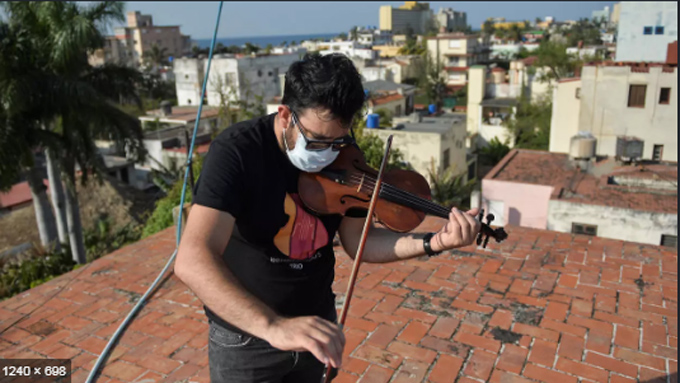 Resalta Abel Prieto iniciativas de artistas e intelectuales ante la Covid-19 (+video)