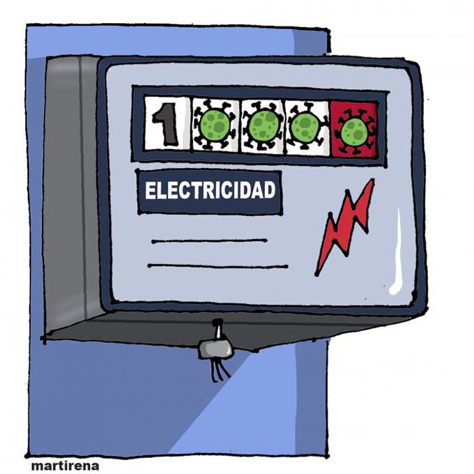 Cobro de la factura eléctrica: algunas aclaraciones (+video)