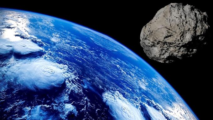 Reportan paso cercano a la Tierra de asteroide desconocido