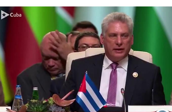 Cuba denuncia ataque terrorista a su embajada en EE.UU. ante Mnoal (+video)