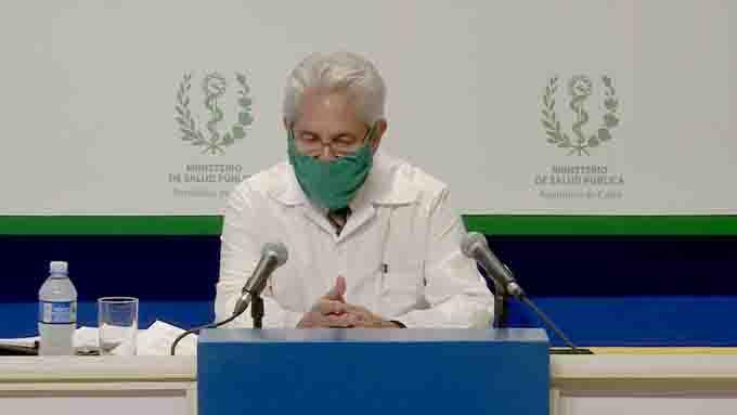 Nuevo horario para conferencia de prensa sobre Covid-19 en Cuba (+video)