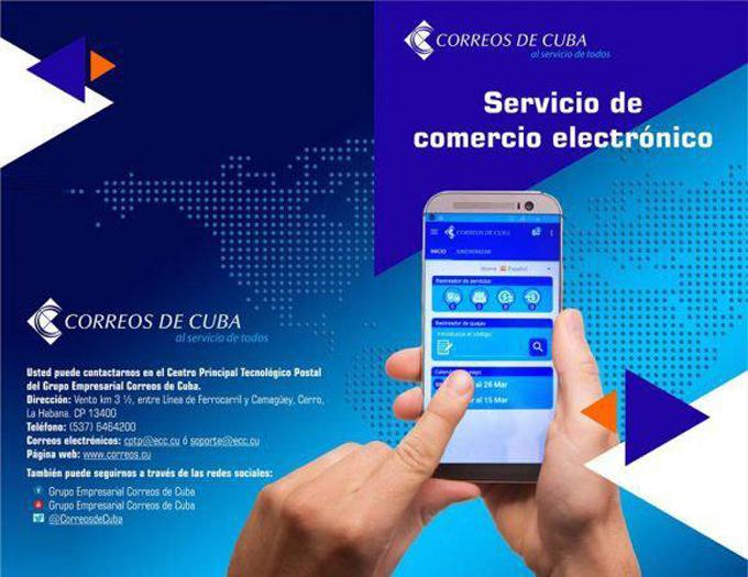 Correos de Cuba entregó en un mes más de 13 mil compras de tiendas virtuales (+video)