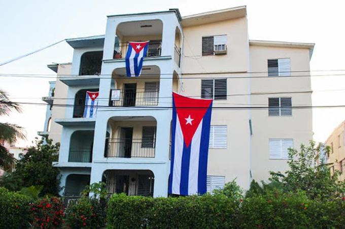 Cuba entona el Himno Nacional en saludo al 1 de mayo (+video)