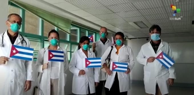 Firman Cuba y Botsuana nuevo acuerdo en materia de Salud (+video)