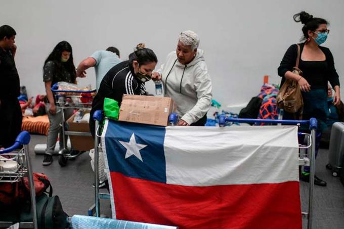 Anuncian en Chile nuevas medidas para paliar la crisis por Covid-19 (+video)