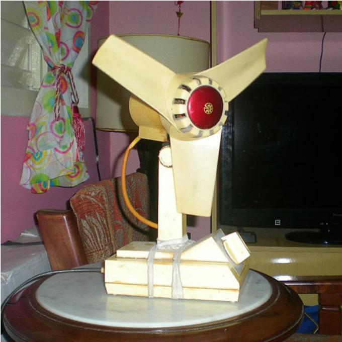 Mi ventilador ruso