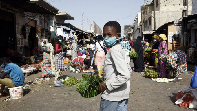 Africa amanece con más de 158 mil enfermos con la Covid-19 (+video)