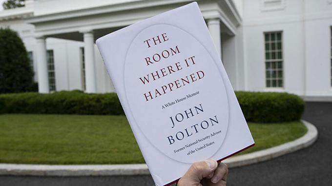 Presidente cubano: libro de Bolton revela cuán cínica es la política de Estados Unidos