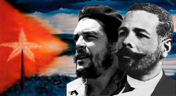 De la juventud cubana, todas las ofrendas para Maceo y Che (+video)