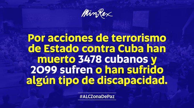 Cuba deplora manipulación y oportunismo político sobre el terrorismo (+video)