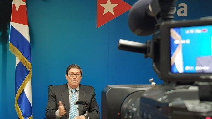 Cuba condena todas las manifestaciones de racismo, afirma canciller (+video)