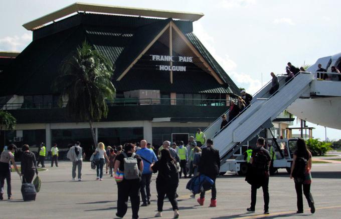 Aeropuerto de Holguín ofrecerá mayor seguridad operacional tras reapertura (+video)