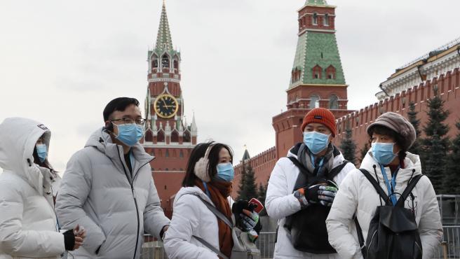 Rusia prevé iniciar temporada turística nacional en julio