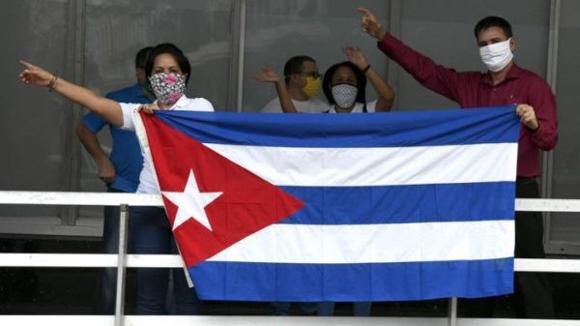 Cuba sigue salvando vidas: el 85,4% de los confirmados con la COVID-19 está fuera de peligro (+video)