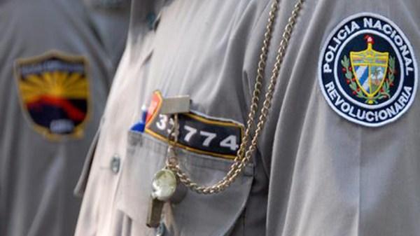 Nota del Ministerio del Interior: fallece oficial de la Policia en un grave incidente