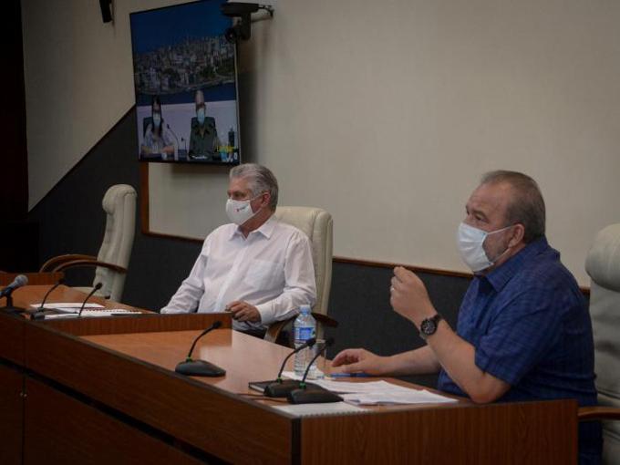 En Cuba: indicadores a la baja, pero sin confianza ante la Covid-19