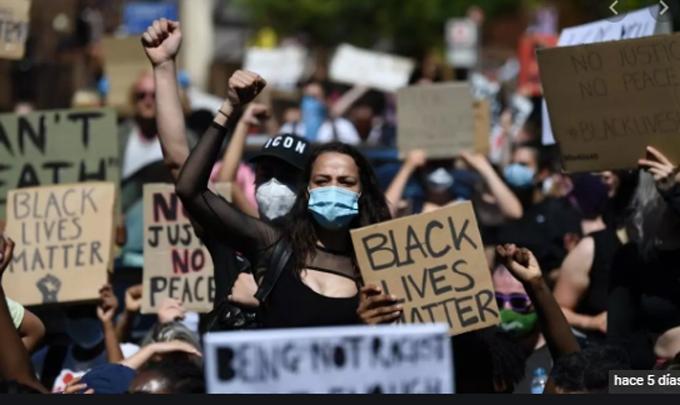 Protestas en EE.UU. recuerdan larga historia de represión y racismo (+video)