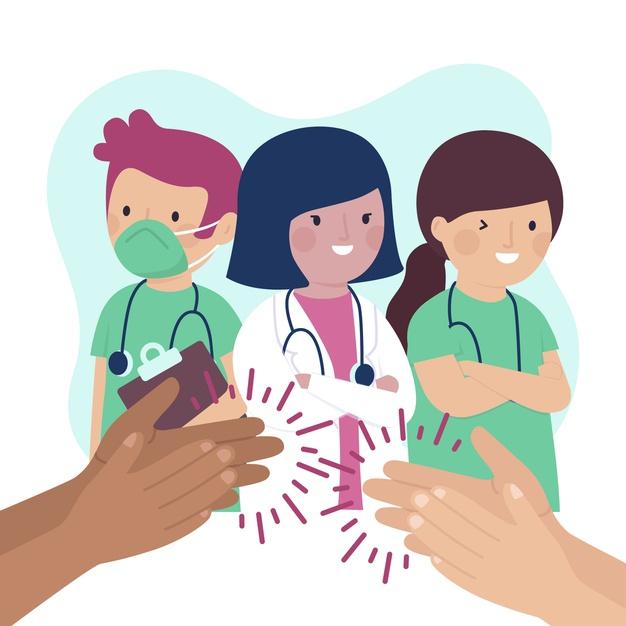 Reconocen en Andorra labor de sanitarios cubanos frente a Covid-19