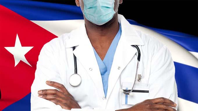 En San Vicente y las Granadinas apoyan Nobel a brigada médica cubana