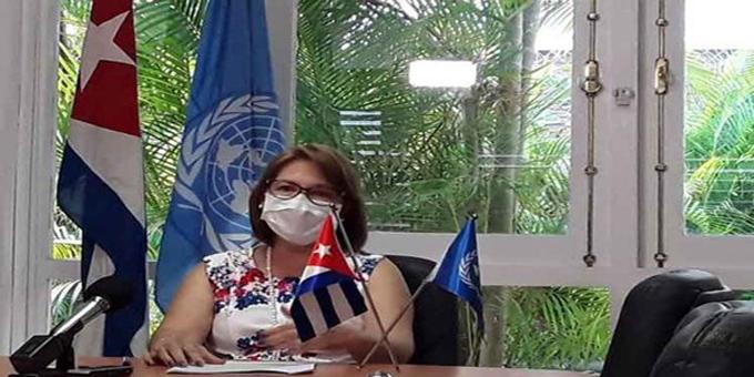 Pondera PNUD medidas en Cuba para enfrentar la Covid-19 (+video)