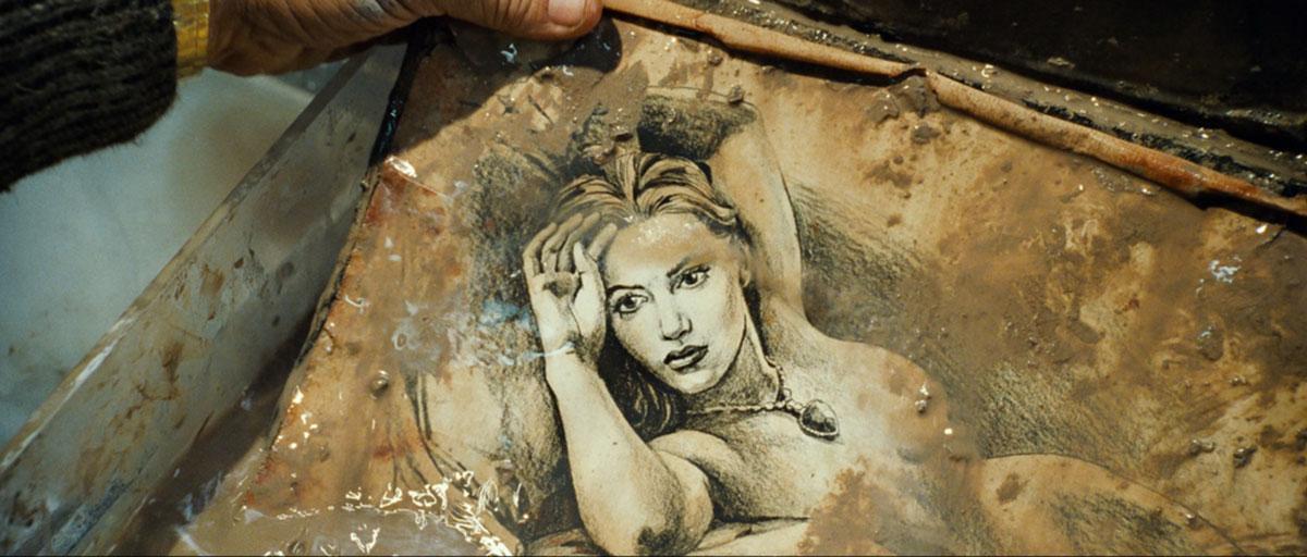 El secreto que rodea al retrato de Rose desnuda en 'Titanic' (+ video)