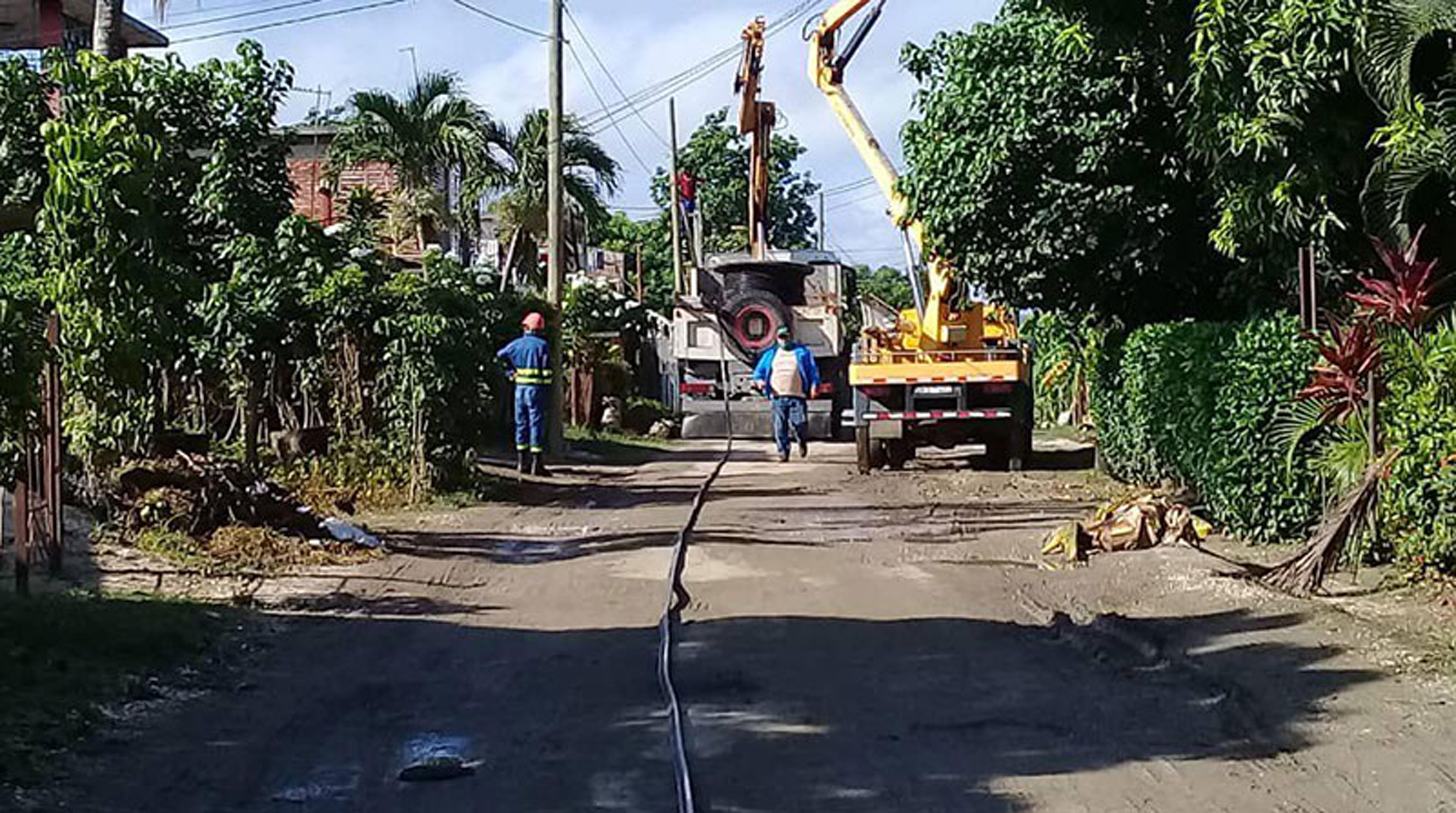 Ejecutan acciones para el despliegue de la red de telecomunicaciones en el país