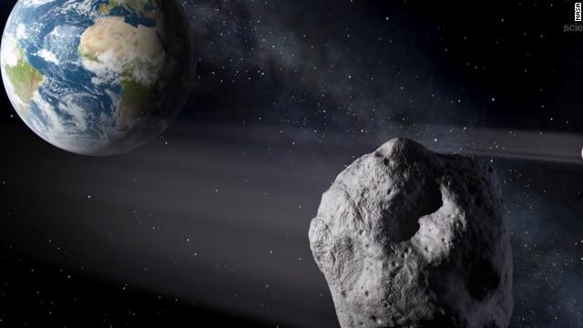 Asteroide pasará frente a la Tierra sin ofrecer peligro alguno