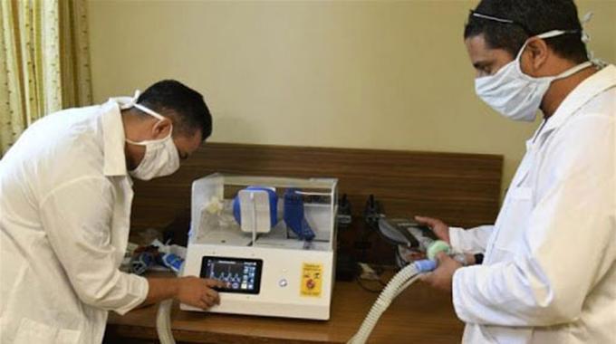 Contará Cuba en octubre con 500 ventiladores pulmonares de fabricación nacional