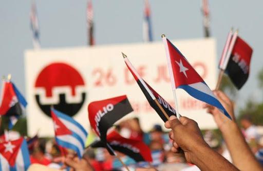 Partido Comunista de Cuba acuerda suspender acto por fecha patria