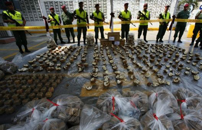 Venezuela intensifica operaciones antidroga