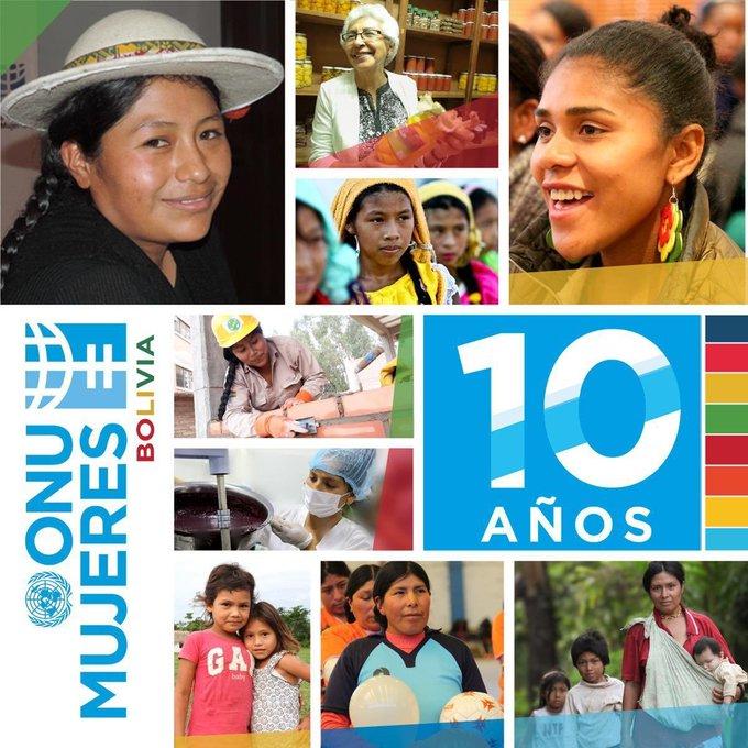 ONU Mujeres, 10 años en defensa de la igualdad de género