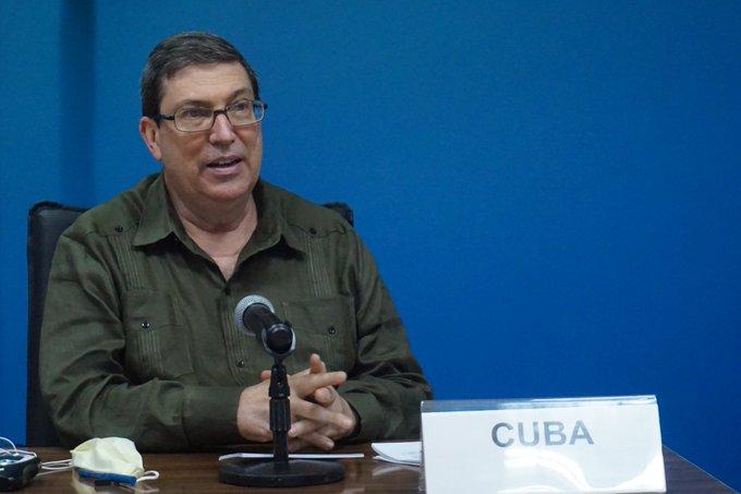 Canciller de Cuba felicita a Rusia por victoria en Referendo