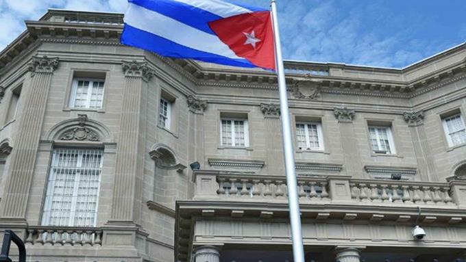 Cuba denuncia silencio de EE.UU. ante agresión terrorista en embajada