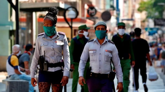 Autoridades cubanas han actuado sobre mil 285 coleros desde inicio de la pandemia