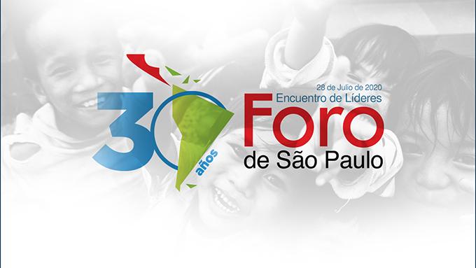 Participará Presidente cubano en Encuentro de Líderes a 30 años del Foro de Sao Paulo