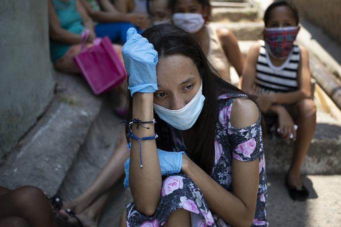 Hambre y pobreza, duro castigo que deja la pandemia tras de sí