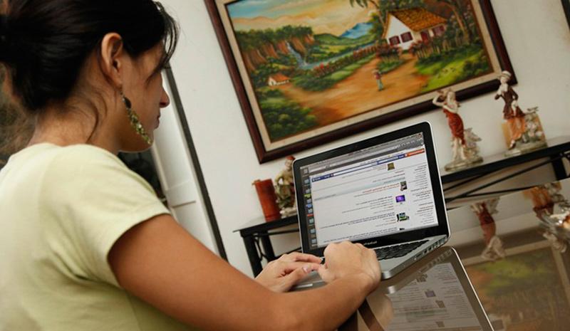 Comercializan en Granma más de mil 600 nuevos servicios de Nauta Hogar