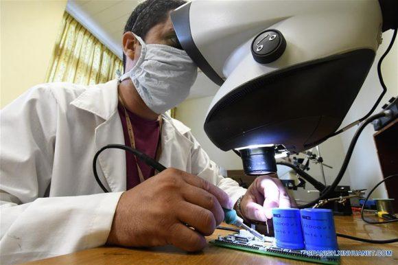 Canciller de Cuba resalta producción de ventiladores pulmonares