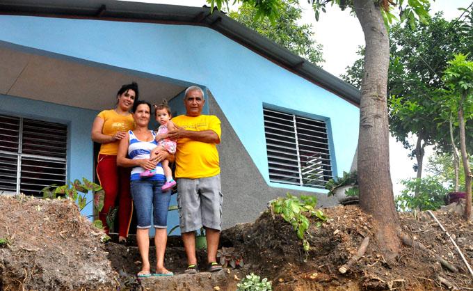 Buey Arriba rediseña programa de viviendas