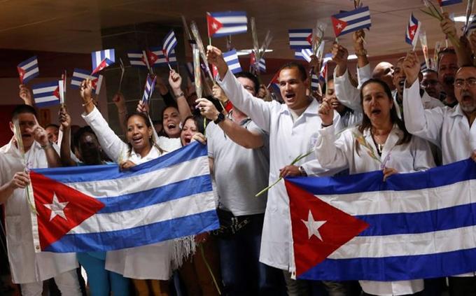 Canciller de Cuba alaba a médicos, sin un fallecido por Covid-19