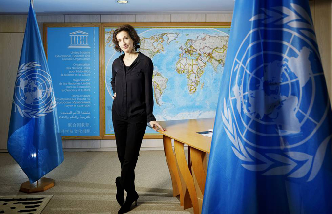 Destaca directora general de la UNESCO importancia de proyecto que involucra a Cuba