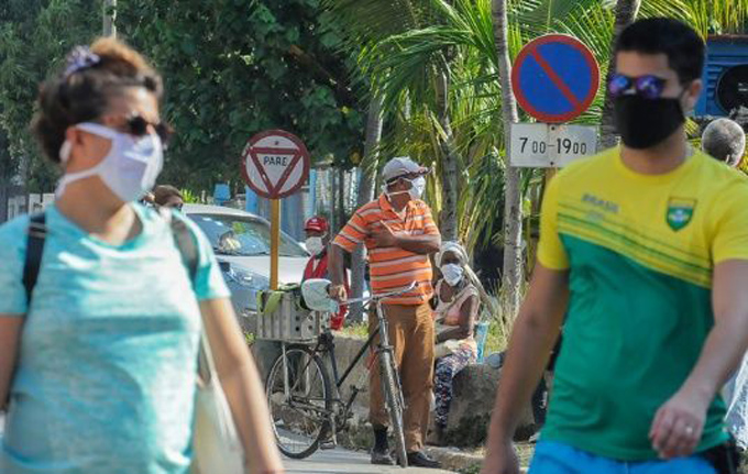 Cuba reporta solo cinco casos positivos de Covid-19, todos de La Habana (+video)