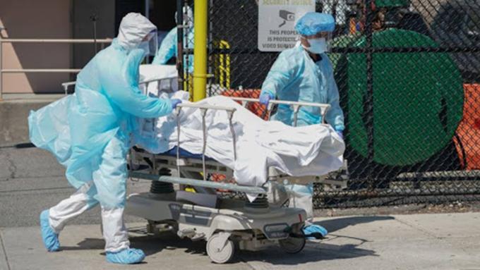 EE.UU: Florida supera a países en total de contagios por Covid-19