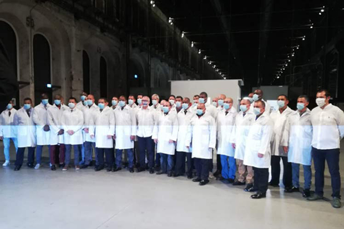 Reconocen en Italia labor de brigada médica de Cuba en lucha contra la COVID-19
