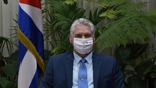 Presidente de Cuba intervendrá en reunión de OIT sobre Covid-19