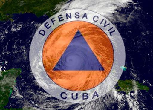 """Nota informativa no. 1: Pasa a fase informativa por tormenta tropical """"Isaias"""" el Oriente de Cuba"""
