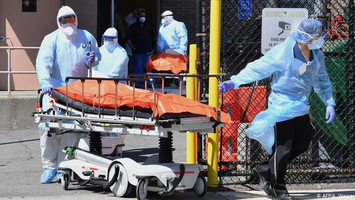 Covid-19 podría ser la principal causa de muerte en EE.UU. en 2020