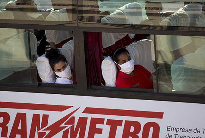 Sujeto a regulaciones, se activa el transporte público
