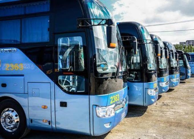 Transporte adopta medidas para la segunda fase